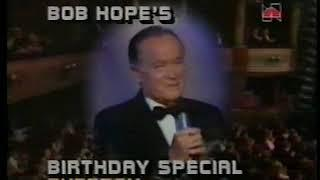 May 23, 1985 - Promos for 'Bob Hope Birthday Special' & 'Fit & Female'