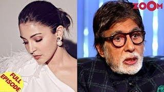 Anushka Sharma to make a web series | BIG B doesn't have problems working in female led films & more