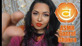 ASMR Whispered Aura Cleanse Reiki ???? Sacral Chakra???? Chakra Series