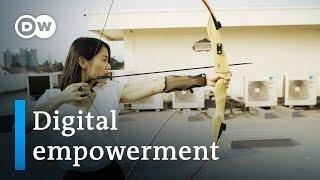 Female entrepreneurship and digital equality - Founders Valley (4/5) | DW Documentary