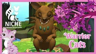 Female of Fortune! ???? Niche: Warrior Cats SEASON 2 - Episode #8
