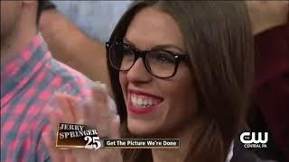 Jerry Springer Show Charles wants his good friend's wife