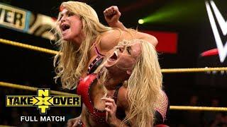 FULL MATCH - Natalya vs. Charlotte - NXT Women's Title Match: NXT TakeOver 2014 (WWE Network)