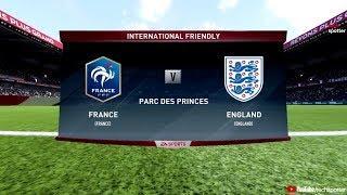 Fifa 18 Women's Match