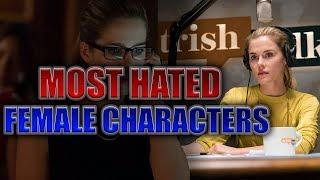 Why Female Characters Are Hated In TV Shows | Explained