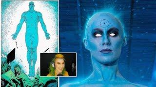 The Birth of Female Dr. Manhattan