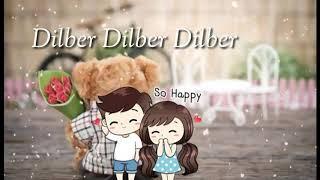 Dilber (female version) new whatsapp status video