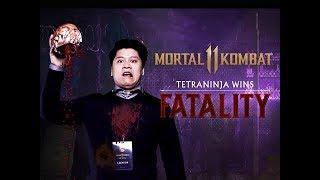 Mortal Kombat 11 Reveal Event - Behind the Scenes (MK11 Gameplay)