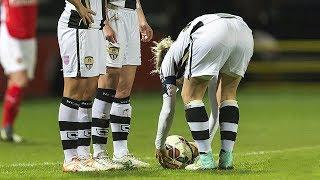 20 Women's Football Goals that Shocked Men footballers