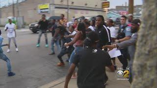 Brawl Breaks Out At Vigil For Woman Shot, Killed In Auburn Gresham