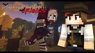 NEW FEMALE WEREWOLF  | SUPERNATURAL ORIGINS | Ep.6 (Modded Supernatural Minecraft Roleplay)