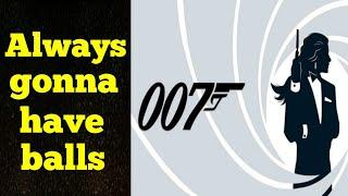 There will never be a female James Bond, confirmed. Extreme butt-hurt incoming!!